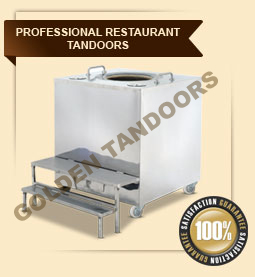 Professional Restaurant Tandoors